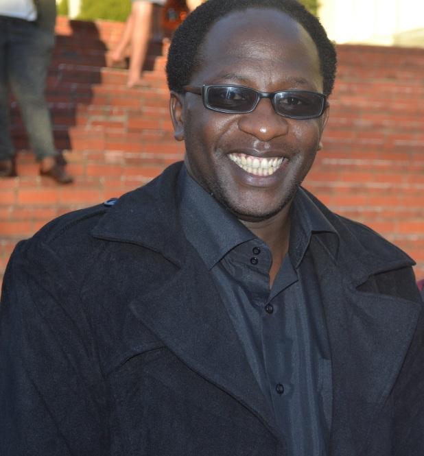 Mr Anthony Mwije at Stellenbosch University