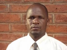 Above:  Associate Professor, Prof. Fanuel Kapute from Mzuzu University located in the Northern Region of Malawi