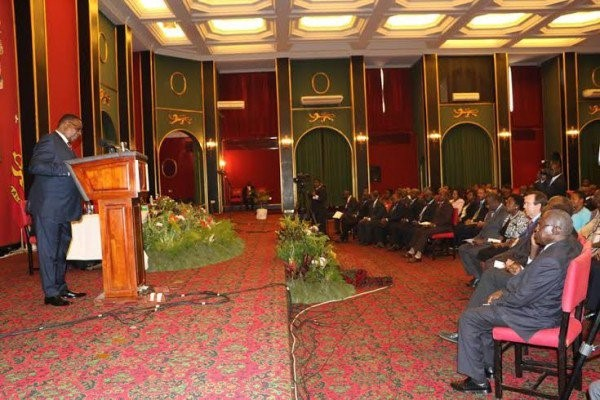 Mutharika touts education as key component towards a developed Africa