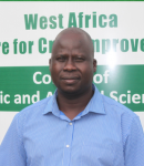 Above: Dr. Thomas Odong