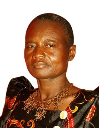 Mrs. Sarah Ebukalin: Chairperson P'KWI