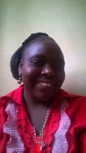 Carolyne Kipkoech, PhD student at Jomo Kenyatta University of Science and Technology