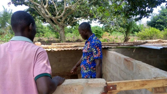 My journey to becoming a successful pig farmer in Ghana