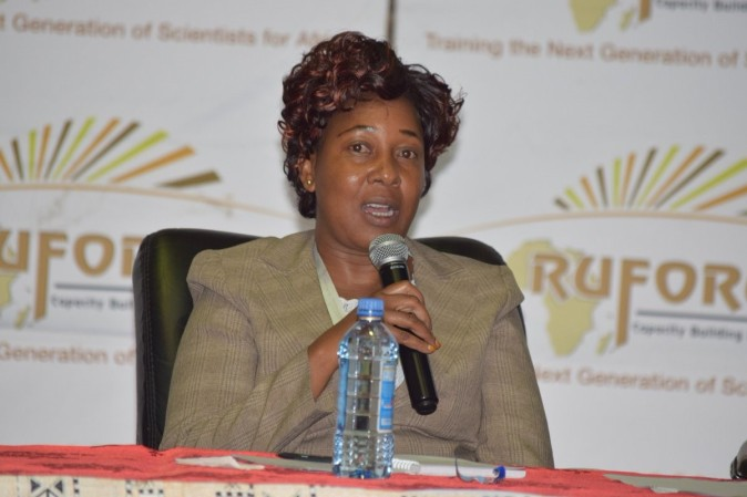 prof. Mshenga